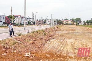 Lập quy hoạch Khu văn hóa, thể thao và nhà ở Bà Triệu tại thị trấn Nưa