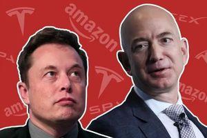 Sau tất cả Jeff Bezos vẫn là người giàu nhất thế giới, hơn Elon Musk đến hàng chục tỷ USD