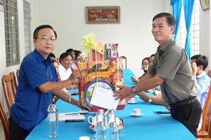 Mừng Tết Chol Chnam Thmay các trường dân tộc nội trú