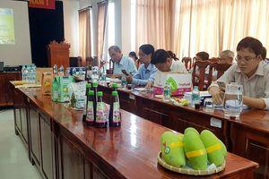 Thêm 12 sản phẩm được xếp hạng OCOP cấp tỉnh