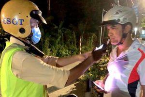 Kiên quyết xử phạt các trường hợp vi phạm Luật Giao thông đường bộ