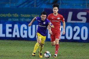 Vòng 8 V.League 1: Điểm nóng trận cầu Viettel gặp Hà Nội