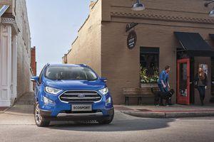 Giá xe Ford EcoSport giảm mạnh trong tháng 4/2021