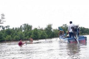 Báo động tình trạng tái chiếm địa bàn sau giải tỏa trên sông Bảy Háp