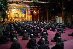 Hà Nội: Trang nghiêm khai mạc Đại giới đàn Phật lịch 2565
