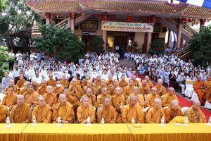 Đắk Lắk: Khánh thành Bảo tháp Xá Lợi, tưởng niệm Hòa thượng Thích Giác Dũng