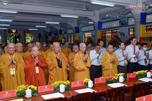 Đại hội đại biểu Phật giáo quận Gò Vấp lần thứ X, suy cử Ban Trị sự mới