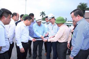 Hải Phòng: Kiểm tra tiến độ dự án tuyến đường nối nút giao Nam cầu Bính đến ngã 4 đường Tôn Đức Thắng - Máng Nước