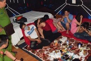 Triệt phá nhiều nhóm tội phạm ma túy 'núp bóng' khách sạn, quán karaoke