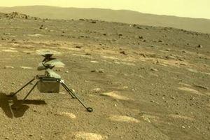 Trực thăng của NASA tạo kỳ tích trên sao Hỏa