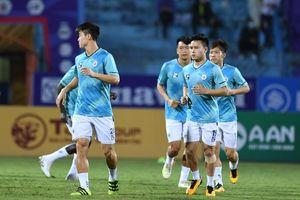 TRỰC TIẾP Hà Nội FC - Viettel: Quang Hải đá chính, Đình Trọng dự bị