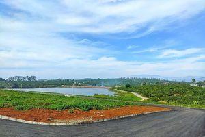 Minh Anh Garden đáp ứng tiến độ hạ tầng sản phẩm