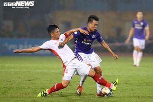 Trực tiếp Hà Nội FC vs CLB Viettel: Quang Hải đá chính