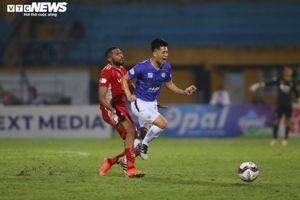 HLV Trương Việt Hoàng: Hà Nội FC không may mắn