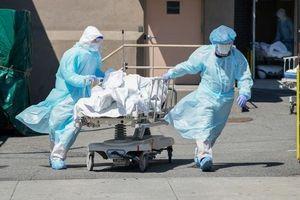 COVID-19 - nguyên nhân gây tử vong thứ ba tại Hoa Kỳ năm 2020