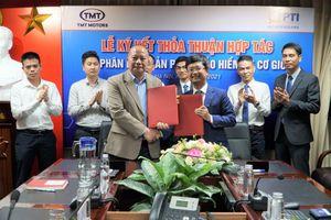 PTI hợp tác với TMT Motors