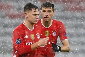 Hiệu suất đáng buồn của Bayern khi thiếu Lewandowski