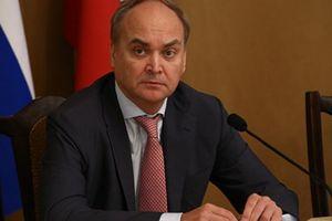 Nga lên tiếng về thời điểm Đại sứ Antonov trở lại Mỹ