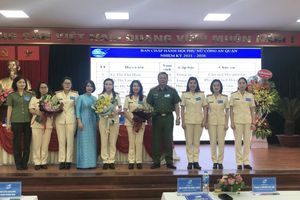 Hội Phụ nữ Công an quận Hoàng Mai, Hà Nội: Đoàn kết, trí tuệ, đổi mới và phát triển