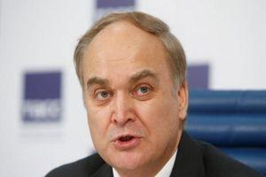 Nga nói chưa thể cử đại sứ bị triệu hồi trở lại Mỹ