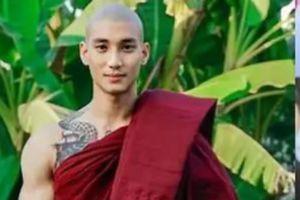 'Sư thầy' đẹp trai của Myanmar bị bắt vì phản đối chính quyền