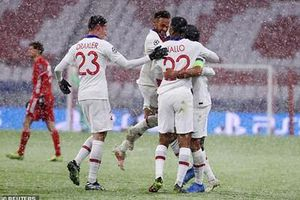 PSG phục thù tại Allianz Arena