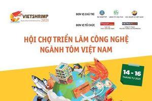 VietShrimp 2021 với chủ đề 'đích đến bền vững'