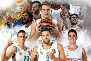 EuroLeague - giải bóng rổ khởi sinh từ những mảnh vỡ