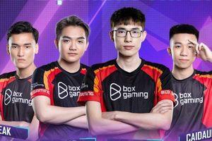 Cơ hội nào cho cựu vương BOX Gaming?