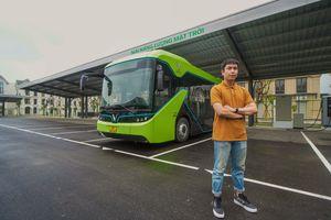 Trải nghiệm nhanh xe buýt điện VinBus