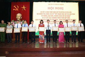 Học tập và làm theo tư tưởng, đạo đức, phong cách Hồ Chí Minh thường xuyên liên tục, từ những điều đơn giản nhất
