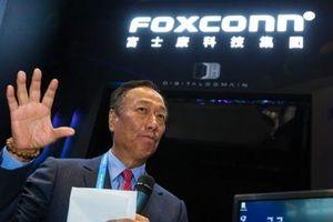 Cha đẻ hãng Foxconn là người giàu nhất Đài Loan