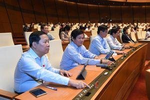 Quốc hội tiếp tục công tác nhân sự