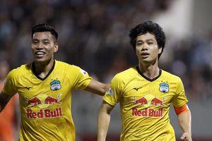 Vòng 8 V.League 2021: HAGL đòi lại ngôi đầu