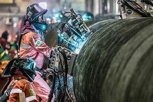 Mỹ có gói trừng phạt mới, Nord Stream-2 hoàn thành tháng 9