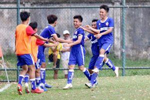 Vòng chung kết U19 Quốc gia 2021: Xác định các cặp đấu tứ kết