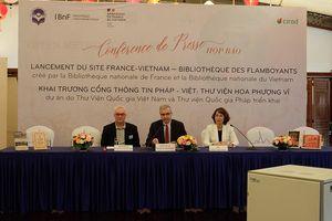 Ra mắt thư viện số về lịch sử Việt Nam