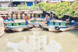 Giải pháp hạn chế tình trạng cá chết trên kênh Nhiêu Lộc - Thị Nghè