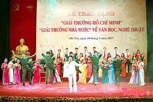 Giải thưởng Hồ Chí Minh, Giải thưởng Nhà nước về văn học nghệ thuật: Một số tác phẩm xét chưa đủ thời gian công bố tối thiểu