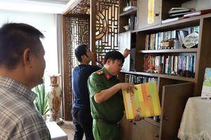 Bắt Trần Huy Lập, Tổng Giám đốc Công ty Phúc Lâm trong vụ 200 triệu lít xăng giả