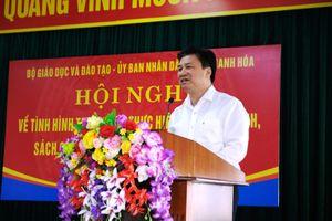 Thứ trưởng Nguyễn Hữu Độ: 'Tạo cơ hội, điều kiện tốt nhất cho học sinh'
