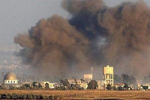 Israel không kích thủ đô Syria, 4 binh sĩ bị thương