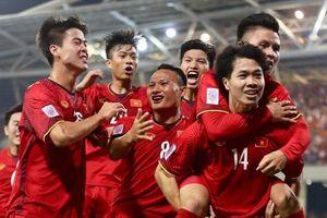 Bảng xếp hạng FIFA: Đội tuyển Việt Nam tăng 1 bậc, vẫn dẫn đầu bóng đá Đông Nam Á, lên vị trí 92 thế giới