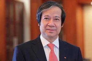Tiểu sử Tân Bộ trưởng Bộ giáo dục và Đào tạo Nguyễn Kim Sơn