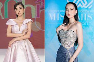 Á hậu Thúy An mặc váy cúp ngực sexy, 'Người đẹp làn da' Phương Quỳnh kiêu sa tựa 'nữ thần'