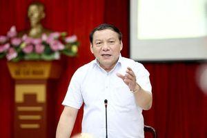 Ông Nguyễn Văn Hùng trở thành tân Bộ trưởng Văn hóa, Thể thao và Du lịch