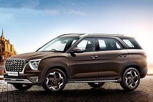Hyundai Alcazar chính thức lộ diện