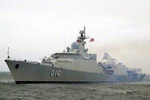 Bộ Ngoại giao nói về thông tin tàu hộ vệ Quang Trung diễn tập ở Trường Sa