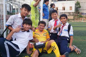 Ông Đoàn Ngọc Hải tổ chức giải bóng đá từ thiện tại Phú Quốc