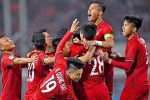 Đội tuyển Việt Nam thăng hạng trên bảng FIFA, áp sát top 90 thế giới